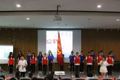 """武汉工程大学""""一学一做""""主题团日竞赛成功举行"""