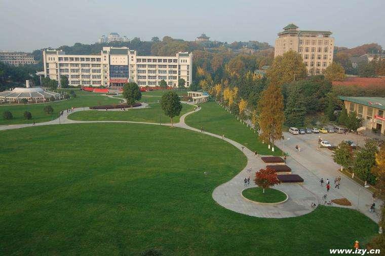 武汉大学教学楼