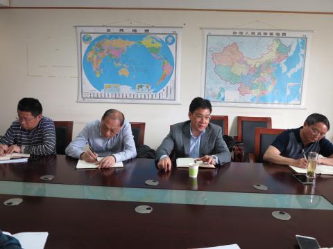 中南财经政法大学继续教育学院召开专题座谈会探讨继续教育工作新发展