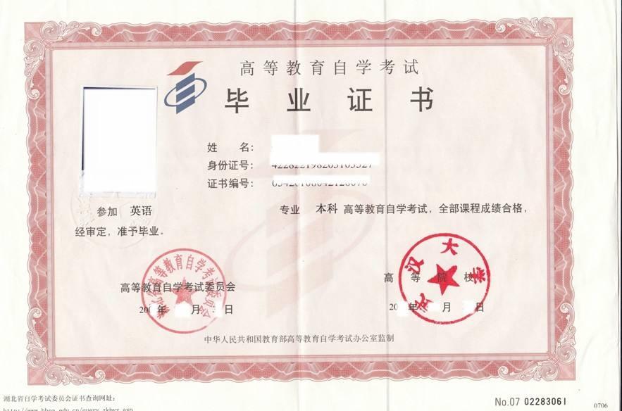 2018年还能报武汉大学的自考本科吗?