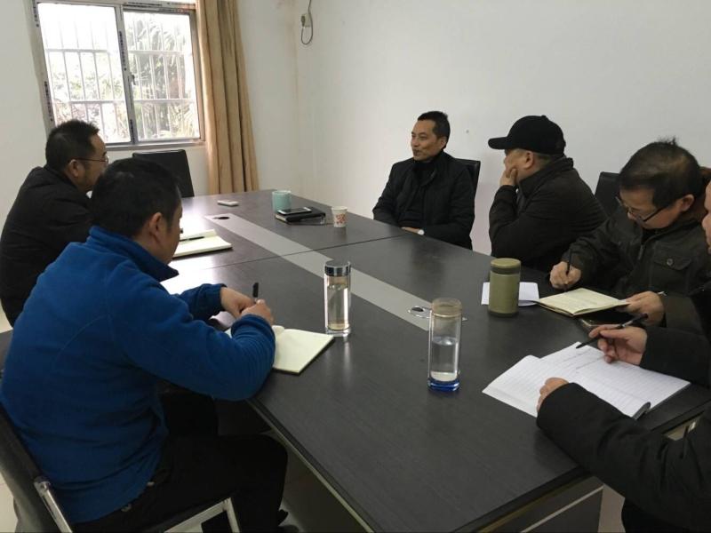 党委书记朱业宏到长江大学继续教育学院调研