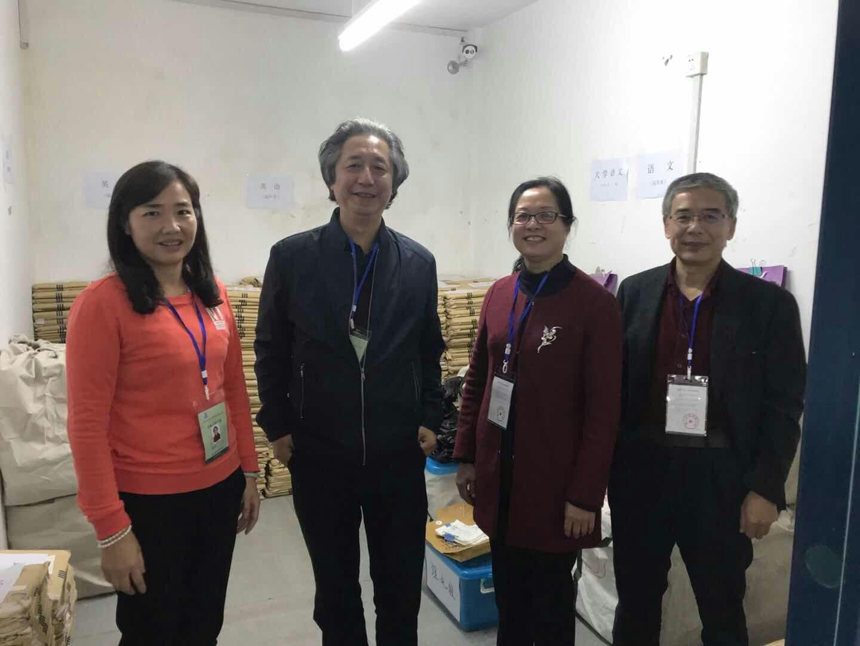 武汉科技大学顺利完成2017年湖北省成人高考评卷工作