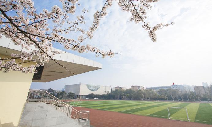 长江大学校园风景