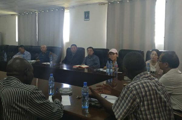 国家开放大学代表团出访赞比亚和南非 谋划海外学习中心建设